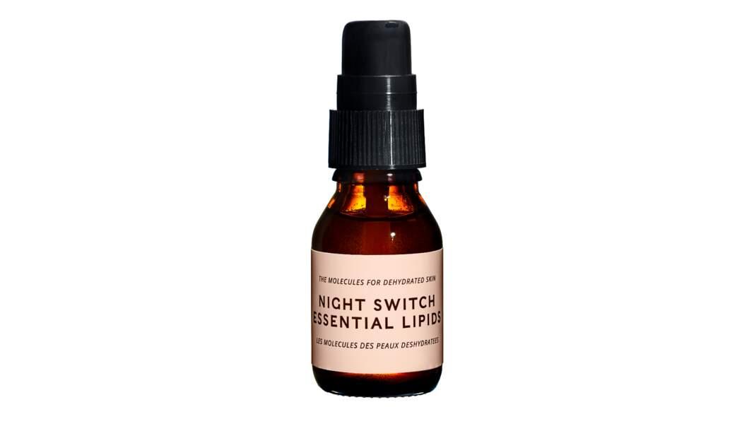 Night Switch Essential Lipids, Lixirskin, 28 €