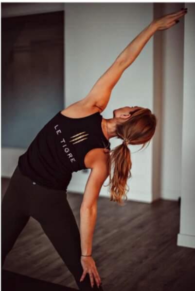 Un abonnement mensuel à l'application YogaPlay by Le Tigre Yoga Club