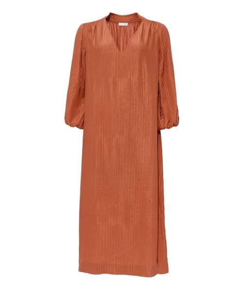 Robe longue « Maki » en soie, Eres, 650 €.