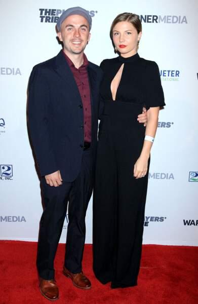 Frankie Muniz et Paige Price