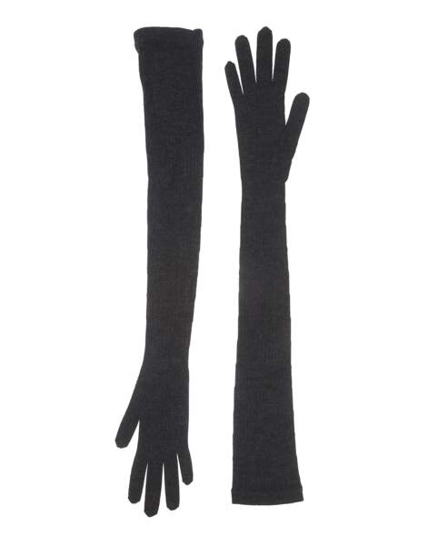 Gants longs, 279€, Dolce & Gabbana