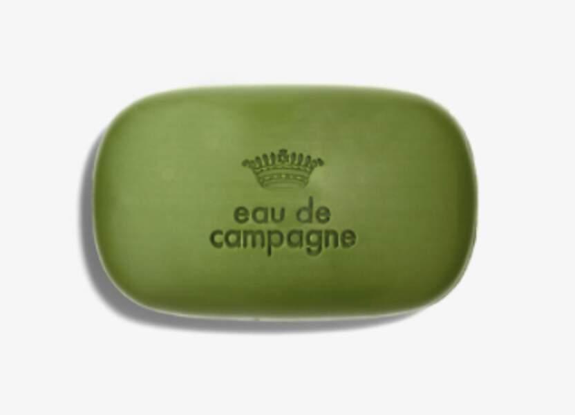 Savon Parfumé Eau de Campagne, Sisley, 21,20 €.