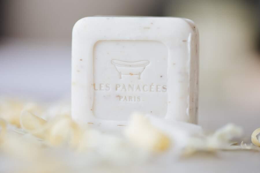 Savon Doux Tourbillon d'Eté, Les Panacées, 3,90 €.