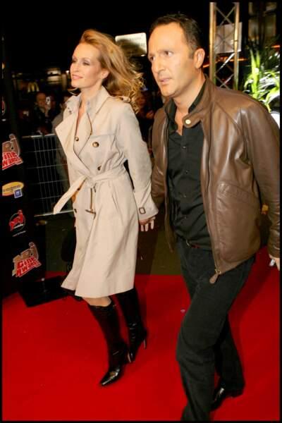 Le 4 octobre 2006, Arthur et Estelle Lefébure sont apparus ensemble à la cérémonie des NRJ Ciné Awards.