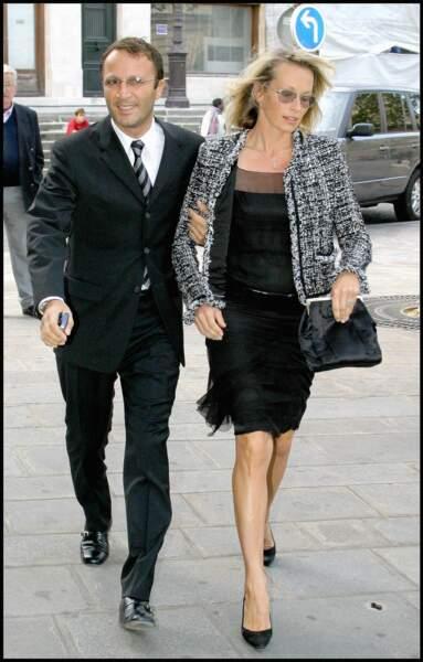 Arthur et Estelle Léfébure, le 21 septembre 2004.