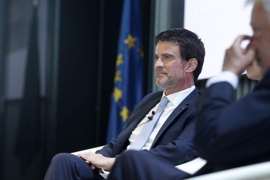 L'ancien ministre français Manuel Valls compte parmi les personalités qui soutiennent Juan Carlos