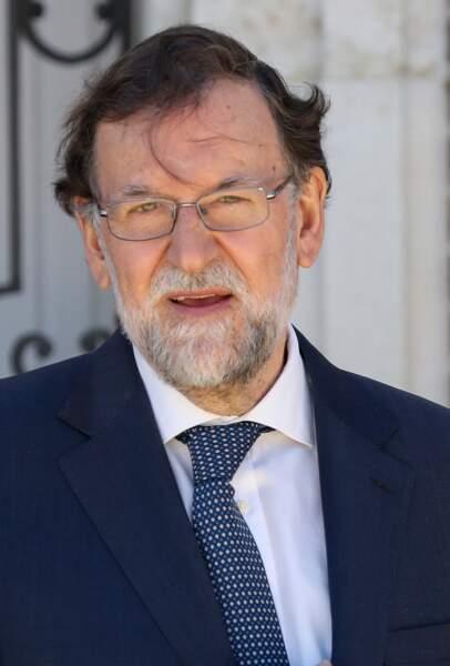 Juan Carlos d'Espagne est aussi soutenu par Mariano Rajoy, l'ancien Vice-président du gouvernement espagnol