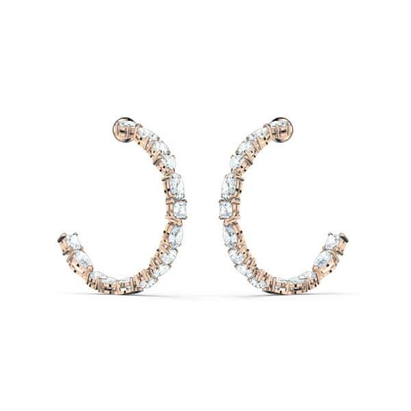 Boucles d'oreilles, 104,50€ , Swarovski sur Amazon Fashion