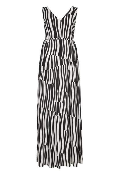 Robe longue, 230€, Caroline Biss