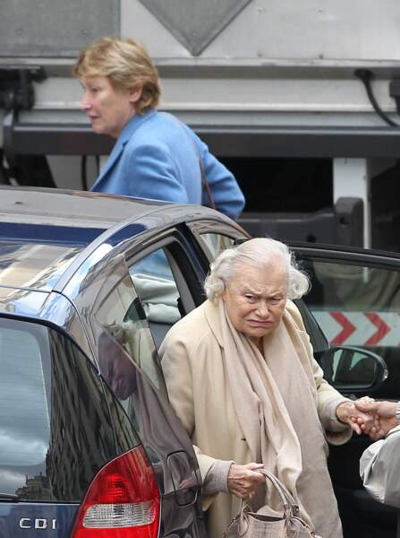 Giulia, la tante de Carla Bruni et soeur aînée de sa mère Marisa. Elle porte le même prénom que la fille de l'ancien président de la République et Carla Bruni.
