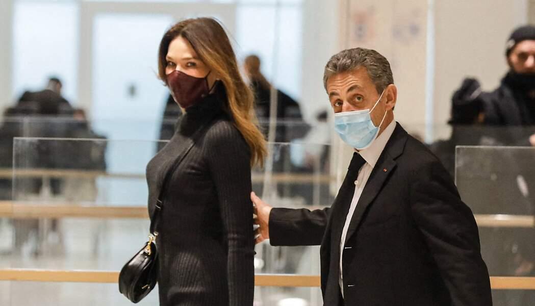 En couple depuis 2007, Carla Bruni et Nicolas Sarkozy ont accueilli une petite fille, Giulia, en 2011