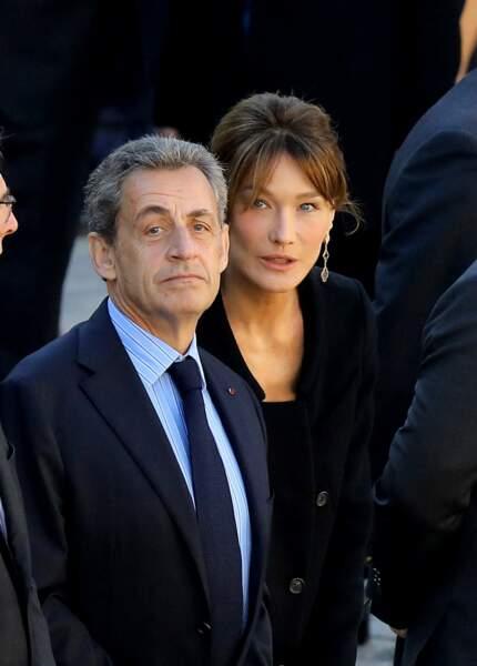En Nicolas Sarkozy, Carla Bruni a semble-t-il trouvé son âme soeur