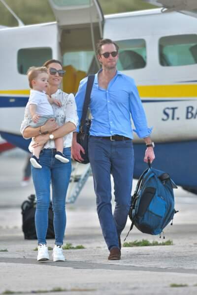 Pippa Middleton et James Matthews sont déjà les parents d'un petit Arthur, né en octobre 2018.