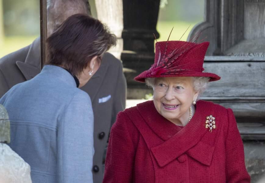 De son côté, Elizabeth II fêtera son 95ème anniversaire le 21 avril 2021.