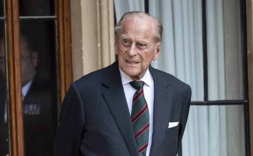Le prince Philip, l'époux d'Elizabeth II, célèbrera le 10 juin prochain son centième anniversaire.
