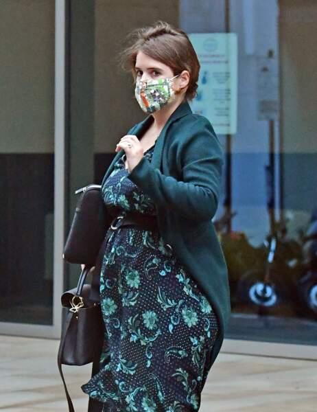 La Princesse Eugenie d'York est enceinte de son premier enfant