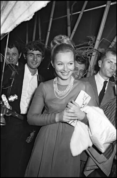 Marina Vlady et Robert Hossein ont été mariés de 1955 à 1959. De leur union sont nés deux fils, Pierre et Igor Hossein