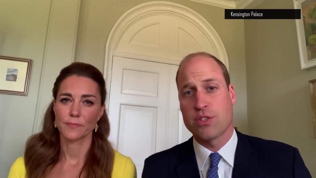 Le prince William et Kate Middleton ont adressé un message de remerciements aux pompiers et autorités australiennes qui ont lutté contre les incendies à l'occasion d'une journée du remerciement à leur égard.