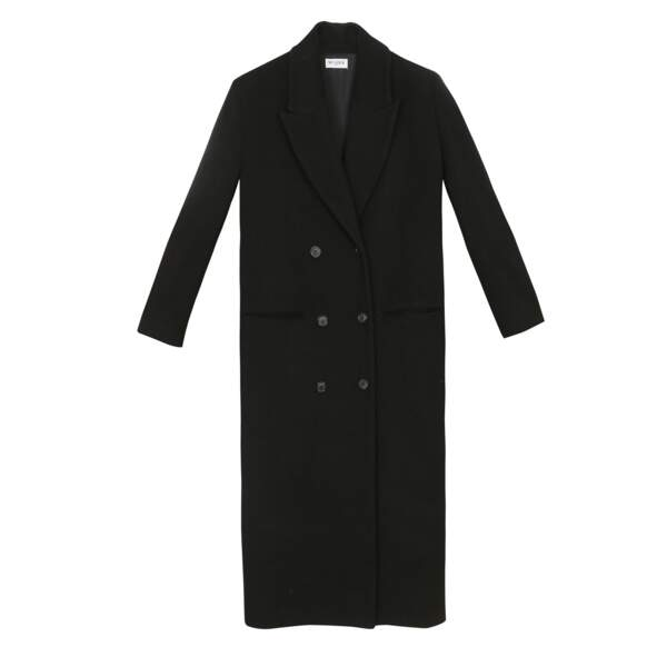 Manteau Aquarius, 340€, Musier Paris