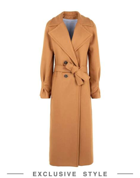 Caban et veste croisée, 1.395€, Yoox net à porter for the prince's foundation