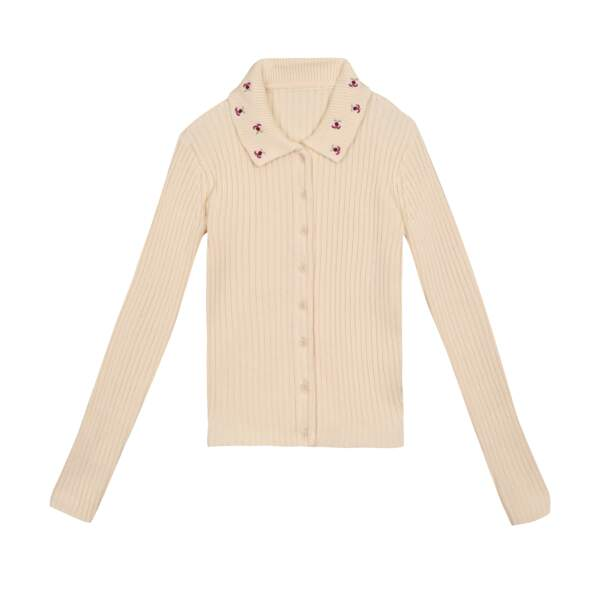 Cardigan Andrea, 120€, Musier Paris