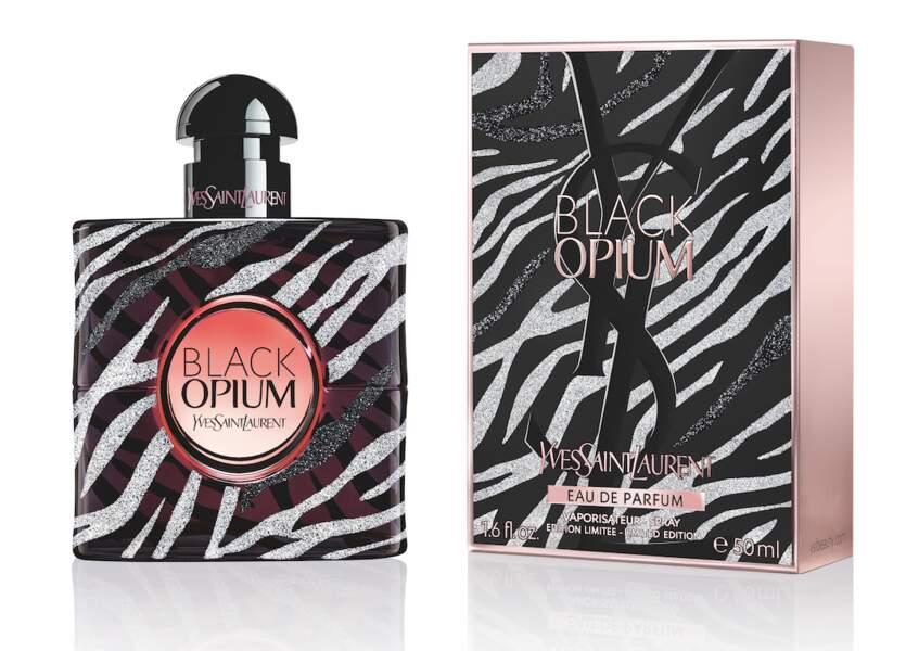 Eau de parfum Black Opium Love at First Spray, Yves Saint Laurent, 91 €