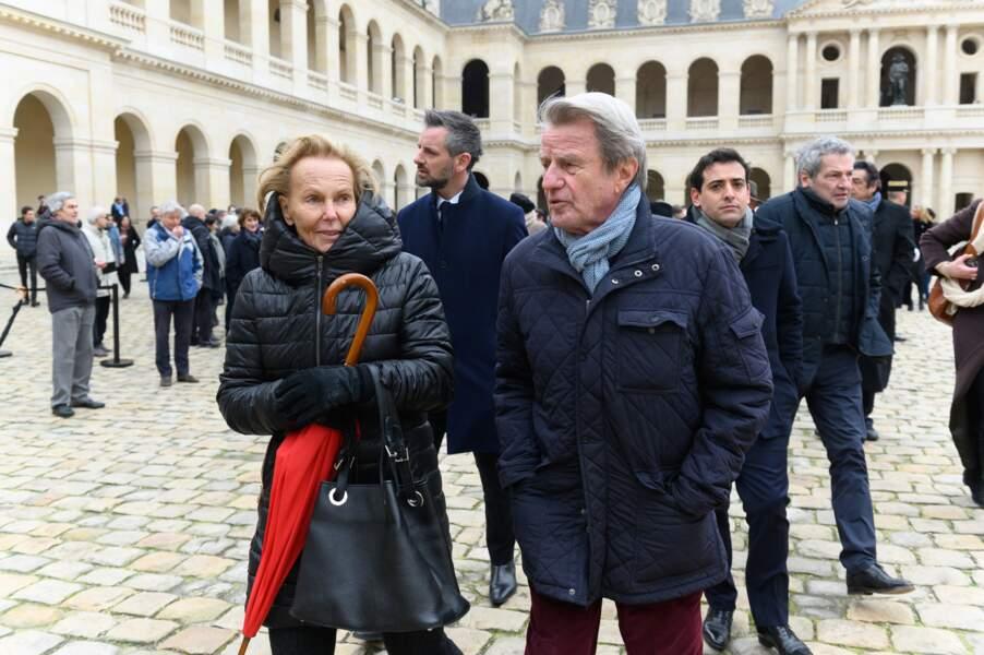 """""""J'admire le courage de ma fille Camille"""", a déclaré Bernard Kouchner, dans un communiqué transmis par son avocate Maryline Lugosi."""
