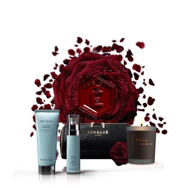 Vanity Douceur, Terraké, 112 €, disponible en spas et Instituts spécialisés