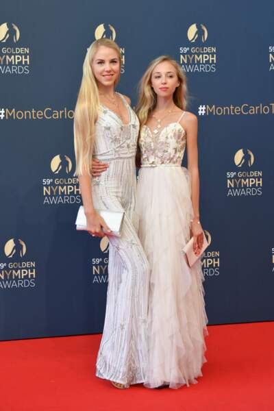 Maria-Carolina et Maria-Chiara sont déjà diplômées