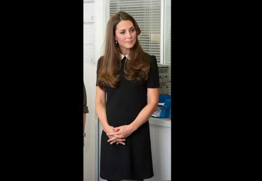 La robe Topshop de Kate