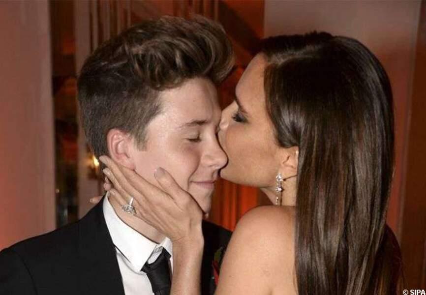 Tendre baiser avec Brooklyn