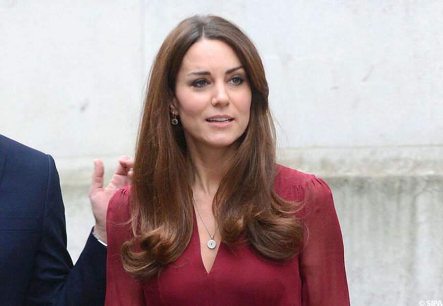 Kate Middleton et le venin d'abeille