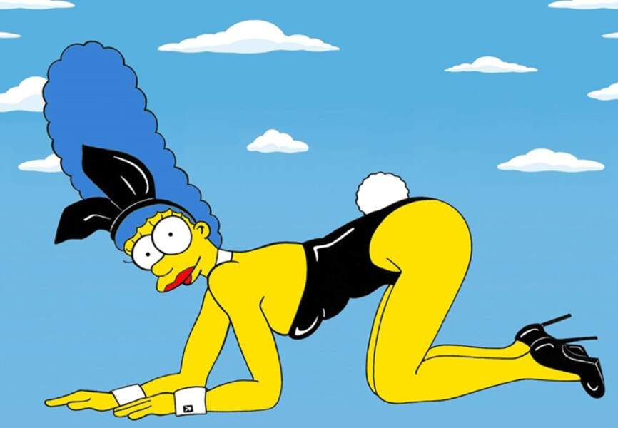 Marge Kate Moss