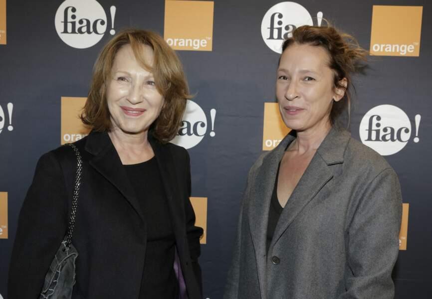 Nathalie Baye et Emmanuelle Bercot