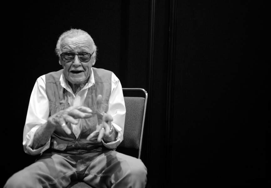Le plus grand des super-héros aux yeux des fans de Marvel? Stan Lee, himself !