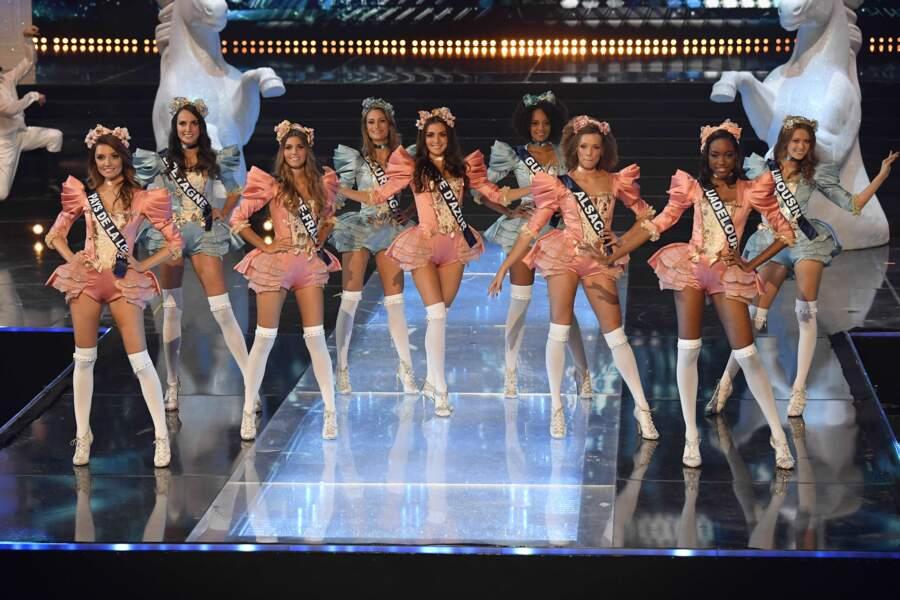L'élection de Miss France 2021