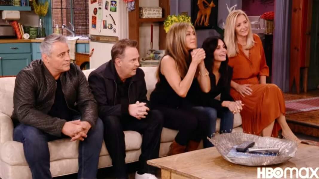 Premières images de l'épisode spécial de Friends