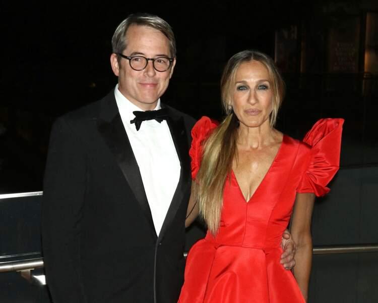 Sarah Jessica Parker et son époux