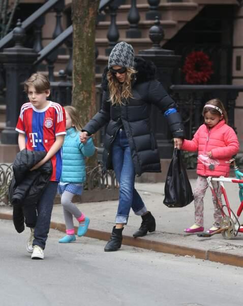 Sarah Jessica Parker a trois enfants