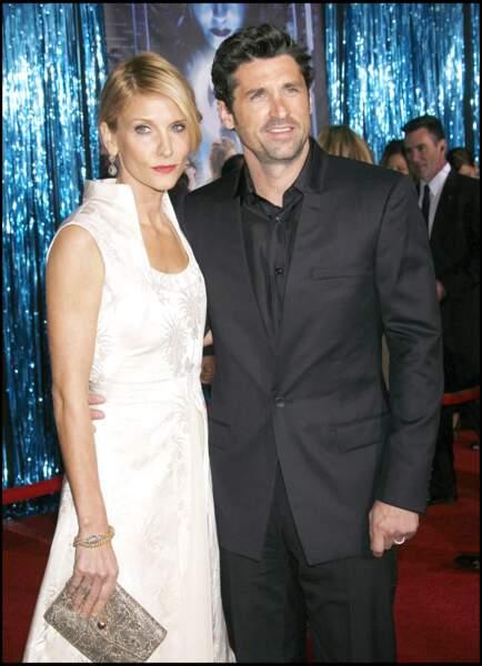Patrick Dempsey et la maquilleuse Jillian Fink sont mariés depuis le 31 juillet 1999.