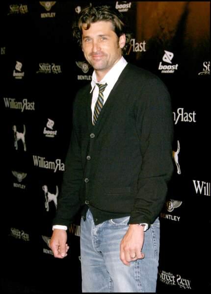 Les téléspectateurs de TF1 ont aussi pu retrouver Patrick Dempsey dans la mini-série La Vérité sur l'affaire Harry Quebert en 2018.