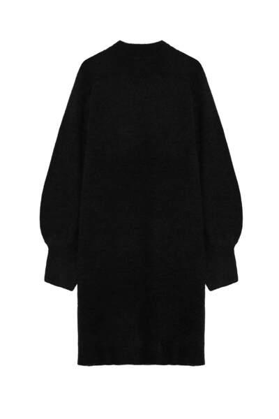 Robe pull maille côtelé, 20,00€, Kiabi