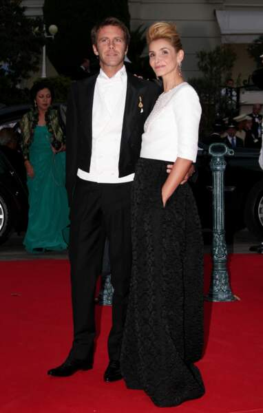 Un couple proche du prince Albert II