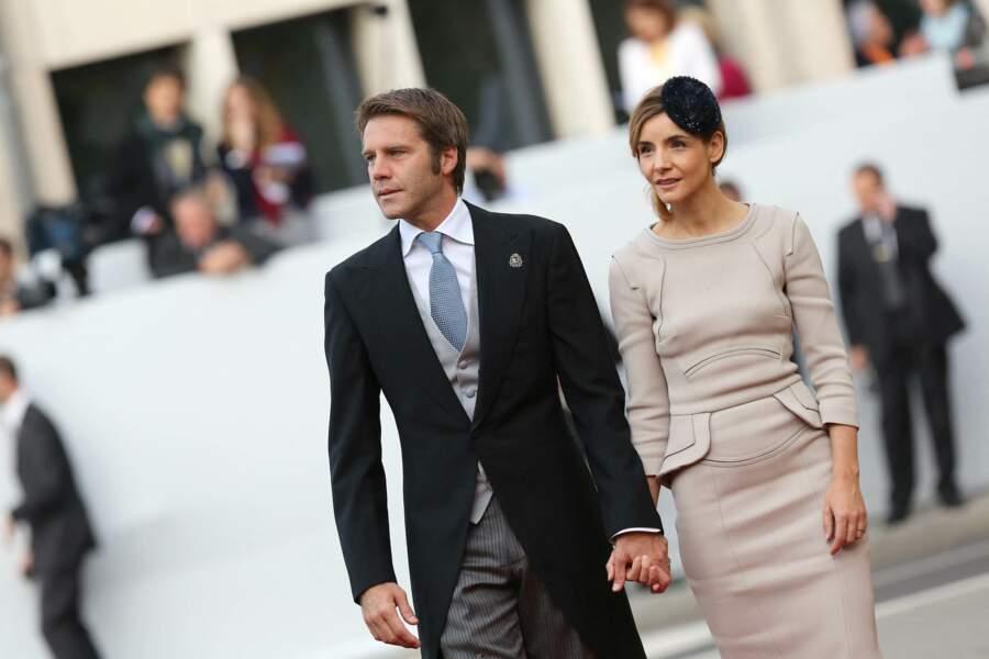 Un couple proche du prince Guillaume de Luxembourg