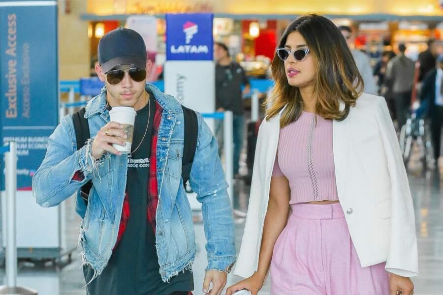 Priyanka Chopra est une bonne amie de Meghan Markle. Marié à Nick Jonas, l'actrice fait partie du cercle rapproché de la duchesse de Sussex.