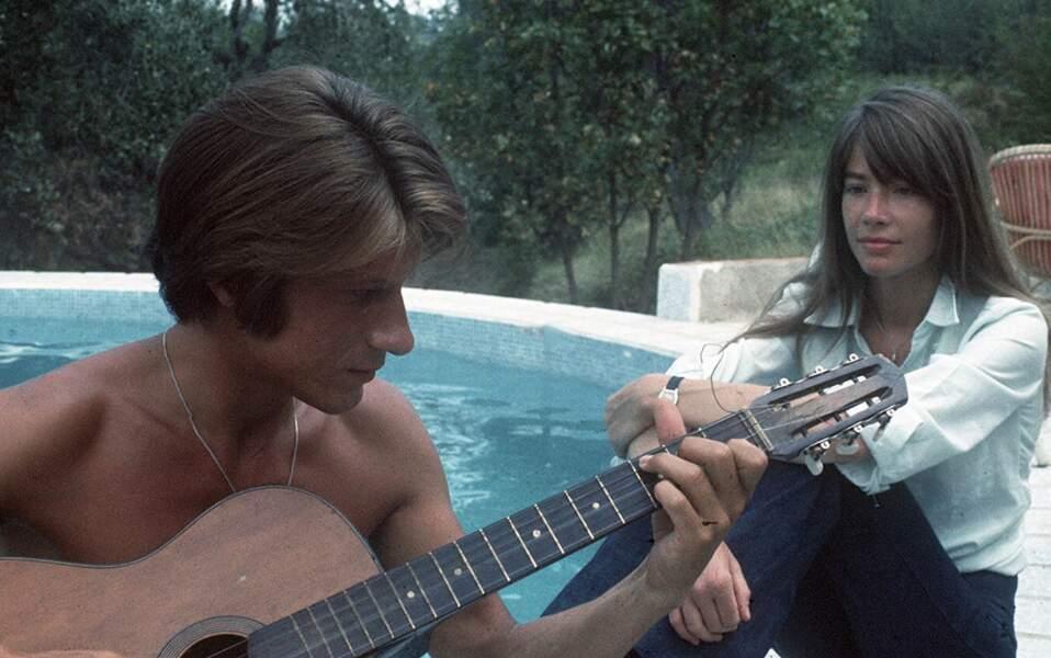 """Le 30 mars 1981, Françoise Hardy et Jacques Dutronc se disent """"oui"""" pour le meilleur et pour le pire"""