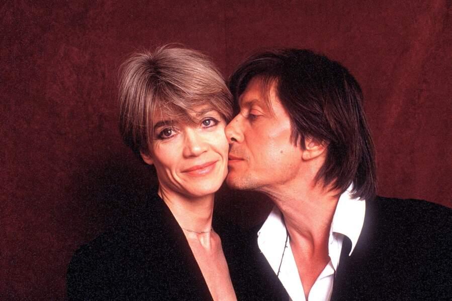En 1988, Françoise Hardy met un terme à sa romance avec Jacques Dutronc