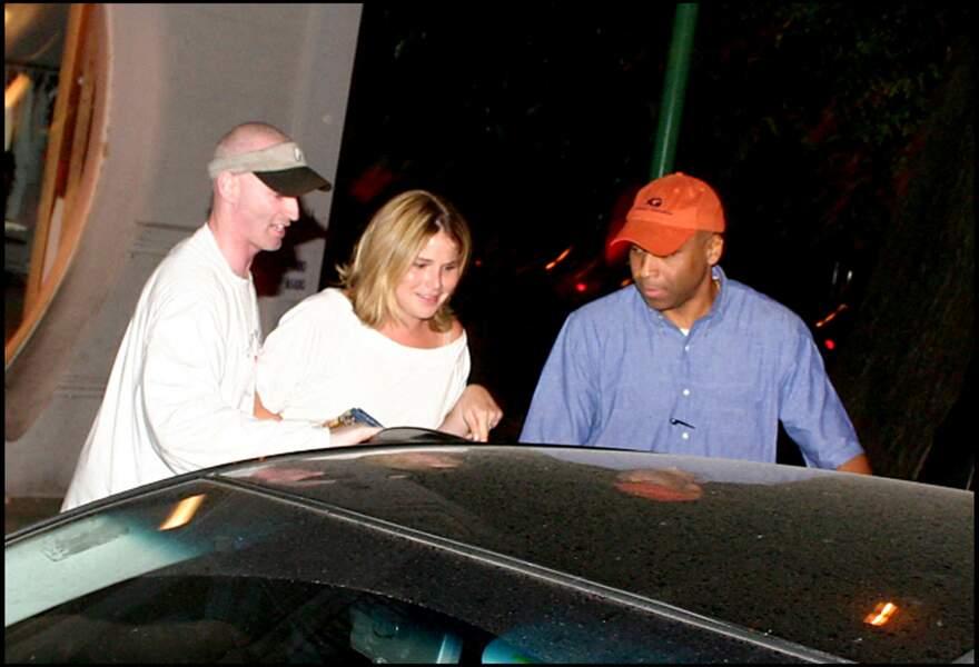 Jenna Bush en 2005