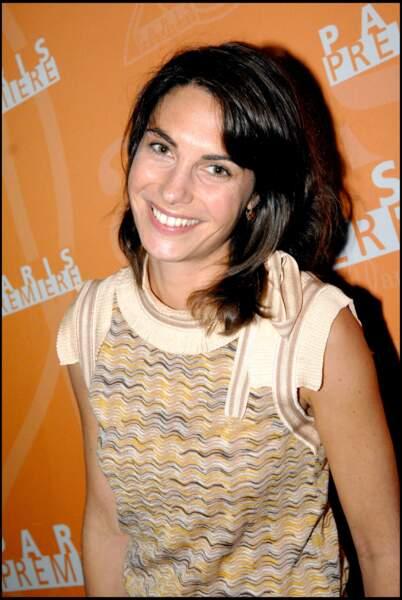 En 2006, la jeune Alessandra Sublet, tout juste 30 ans, commence à se faire un nom