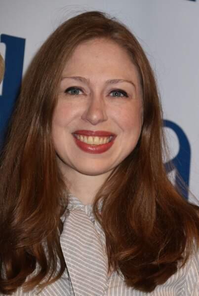 Chelsea Clinton en 2019